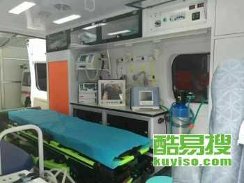 正規,救護車出租,救護車長短途跨省護送產品圖