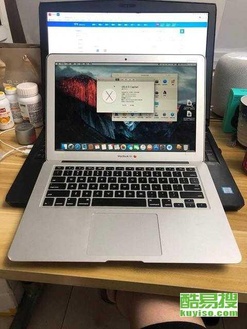 自用蘋果macbook air13.3寸 15款