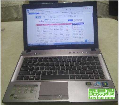 13.4寸聯想Z370筆記本電腦,2.3G高主頻二