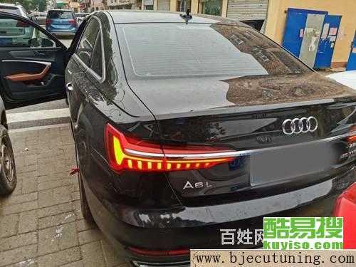 北京海淀奧迪A6L2.0T刷ecu提動力 改善換擋產品圖